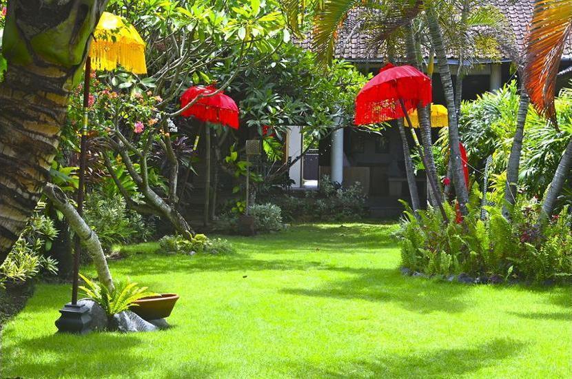 Villa Karisa Boutique Hotel Bali - Garden View