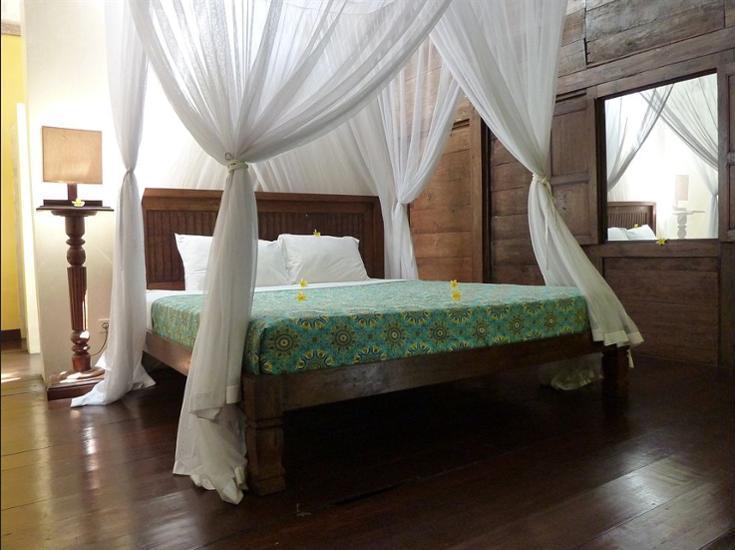 Villa Karisa Boutique Hotel Bali - Vila, 2 kamar tidur (The Joglo) Regular Plan