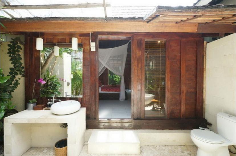 Villa Karisa Boutique Hotel Bali - Kamar Deluks (Shiva Deluxe) Regular Plan