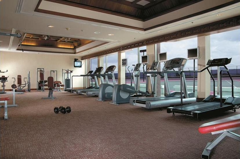 Shangri-la Surabaya - Gym