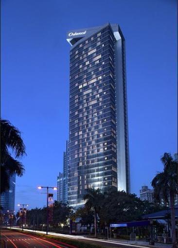 Oakwood Premier Cozmo Jakarta - Hotel Front