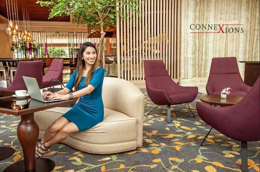 Crowne Plaza Bandung - Lobby Lounge