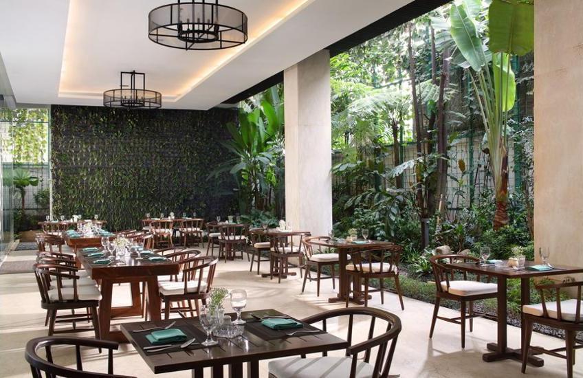 Crowne Plaza Bandung - Restaurant