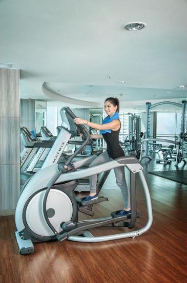 Crowne Plaza Bandung - Fitness Facility
