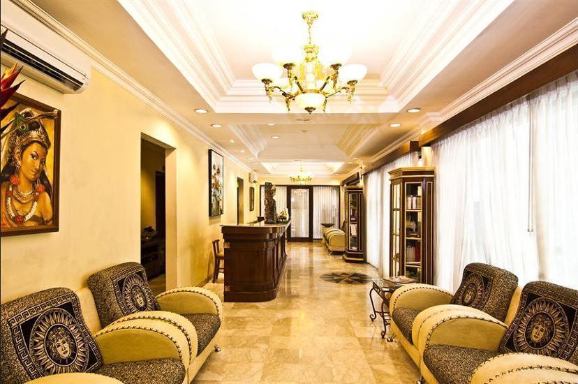 Hotel Kumala Pantai Bali - Interior Detail