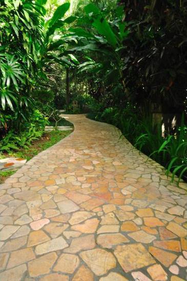 Hotel Kumala Pantai Bali - Terrace/Patio