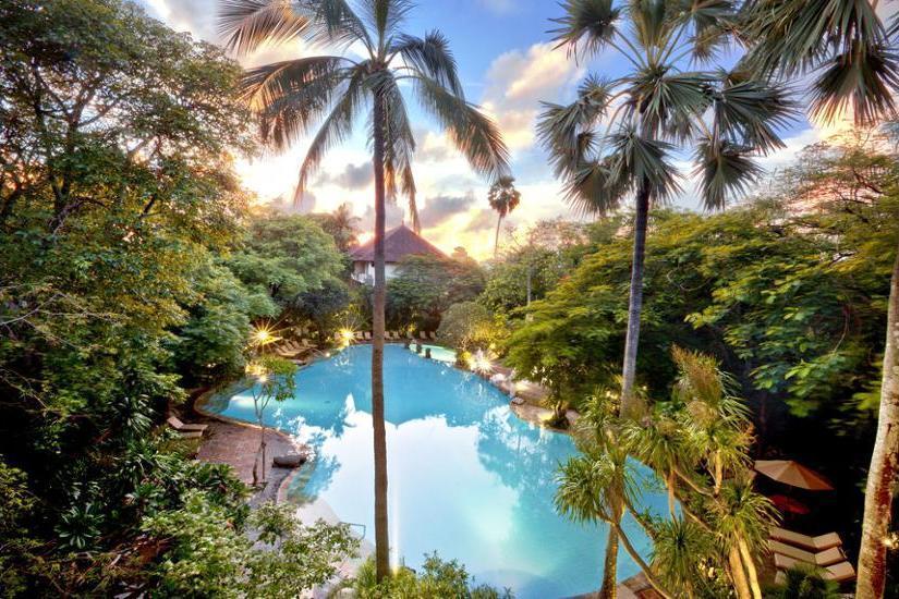 Hotel Kumala Pantai Bali - Garden View