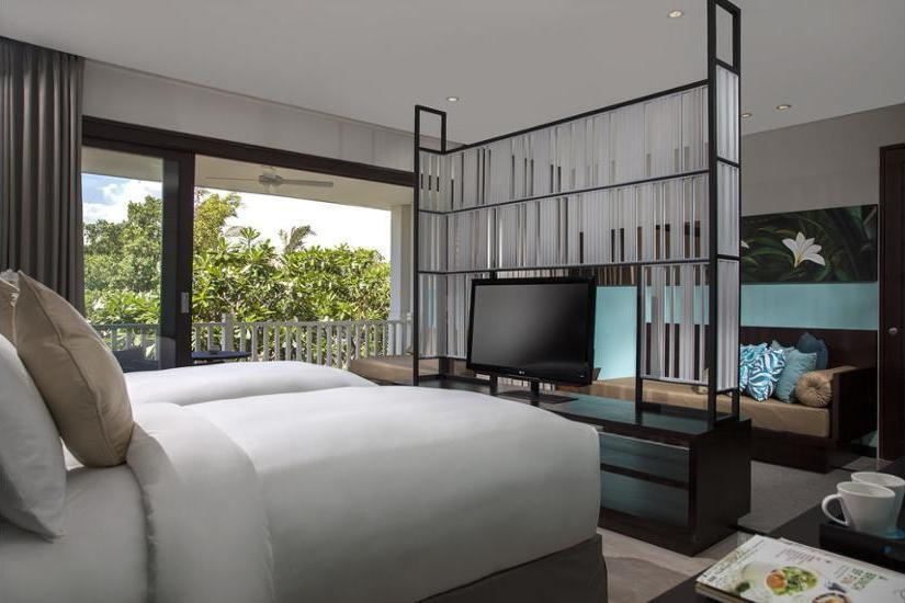 Montigo Resorts Seminyak - Suite, balkon (1 King Bed) Regular Plan