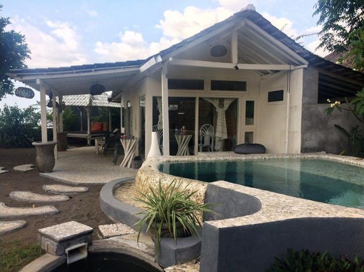 Lilin Lovina Beach Hotel Bali - Guestroom View