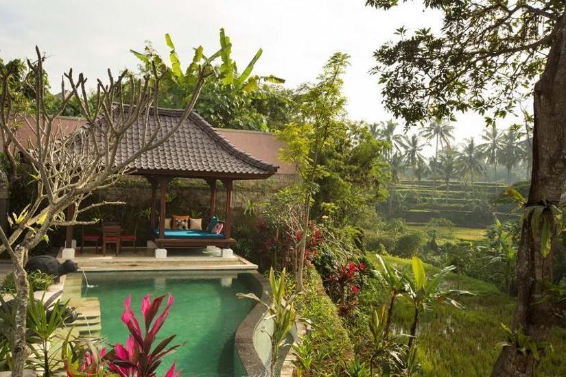Dwaraka The Royal Villas Bali - Outdoor Pool