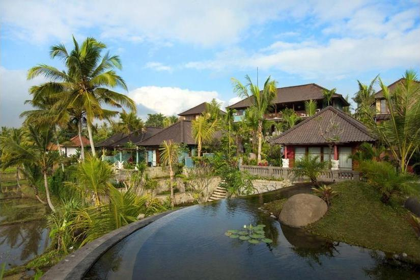 Dwaraka The Royal Villas Bali - Natural Pool
