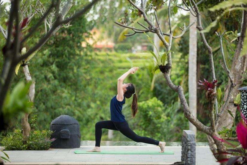 Dwaraka The Royal Villas Bali - Yoga