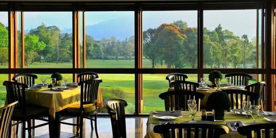 Handara Golf & Resort Bali - Restaurant