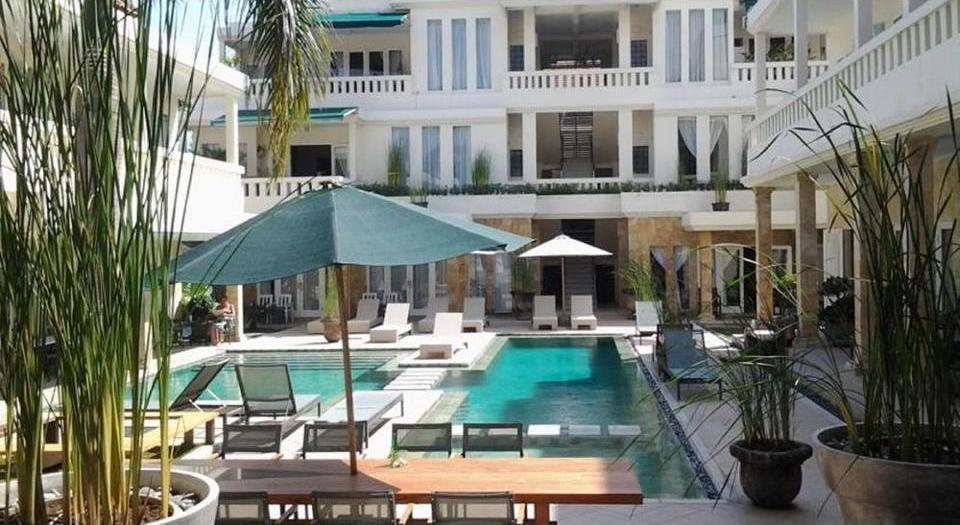 Bali Court Hotel and Apartments Bali - Pool