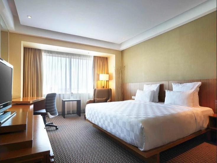 Novotel Balikpapan - Kamar Deluks, 1 tempat tidur king Regular Plan