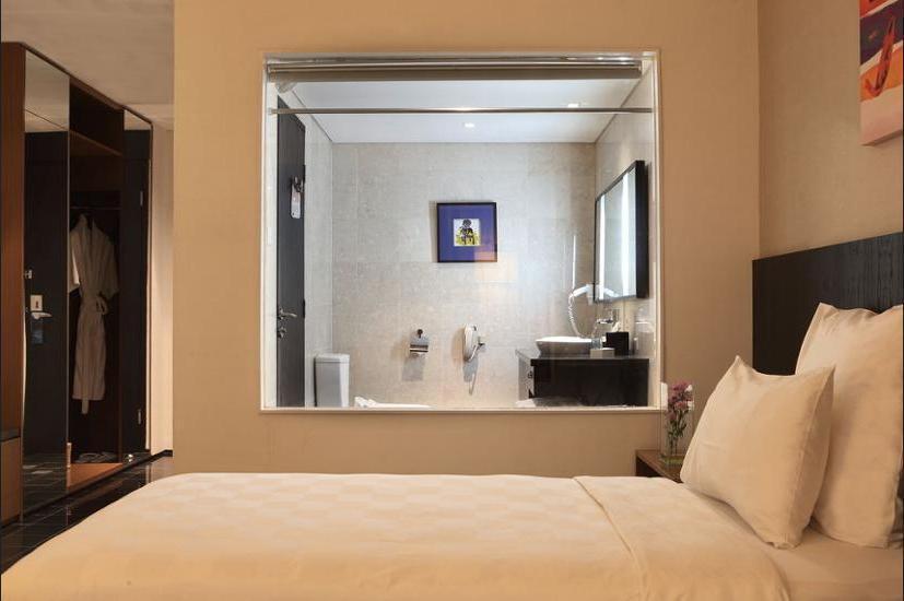 Novotel Balikpapan - Kamar Superior, 1 tempat tidur king Regular Plan