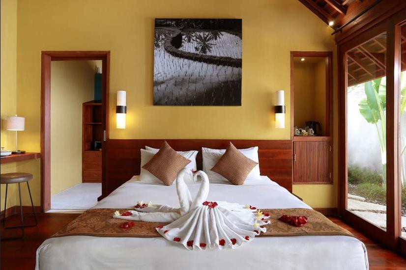 Temuku Villas Ubud - Terrace/Patio
