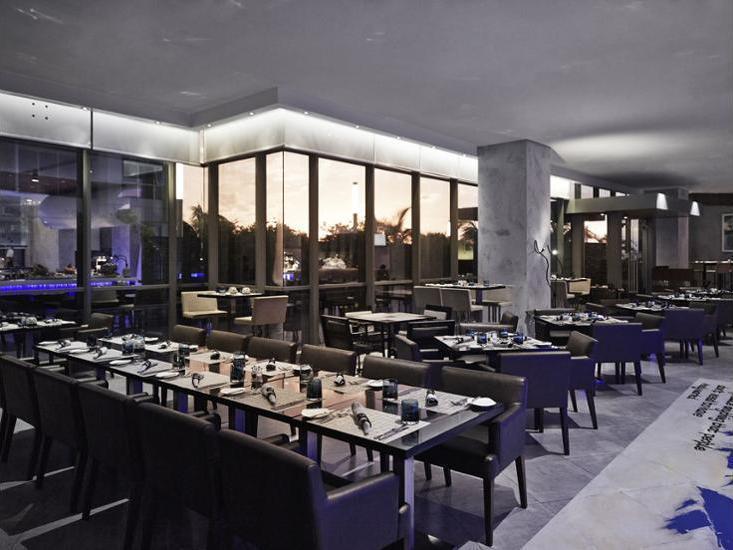 Pullman Jakarta Central Park - Restaurant