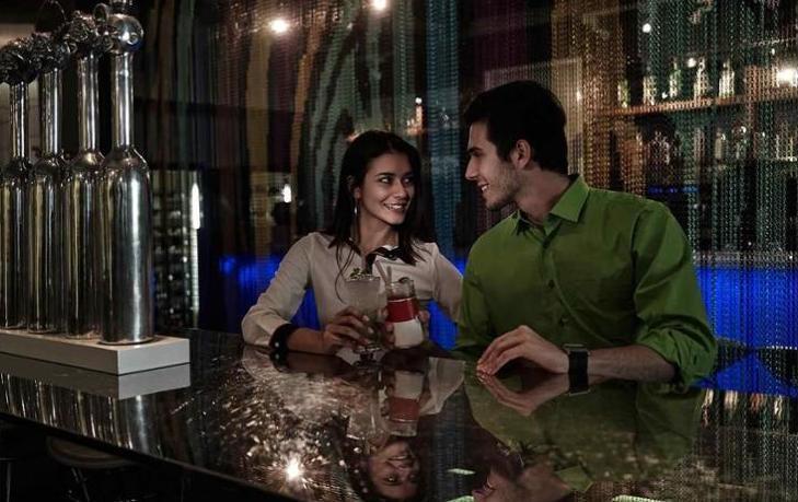 Pullman Jakarta Central Park - Hotel Bar