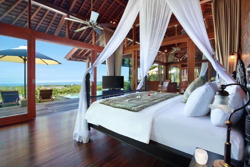 Hidden Hills Villas Bali - Guestroom