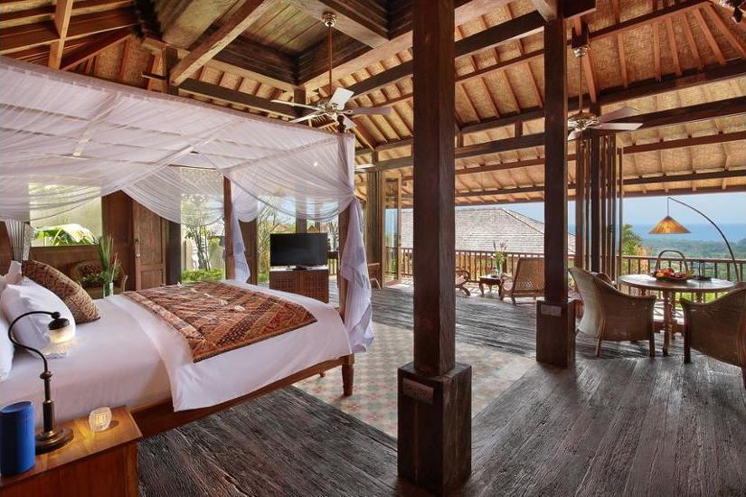 Hidden Hills Villas Bali - Property Grounds