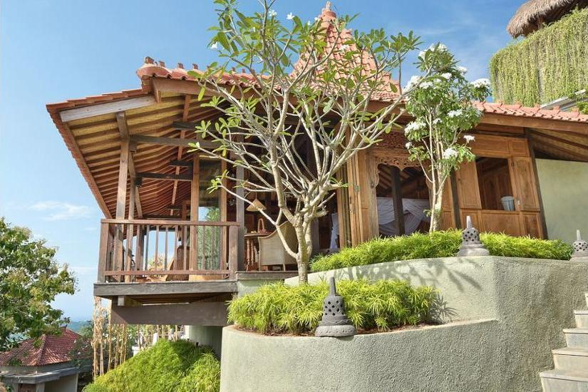 Hidden Hills Villas Bali - Outdoor Dining