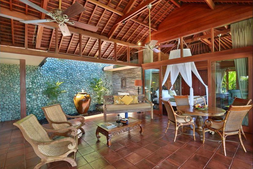 Hidden Hills Villas Bali - Terrace/Patio
