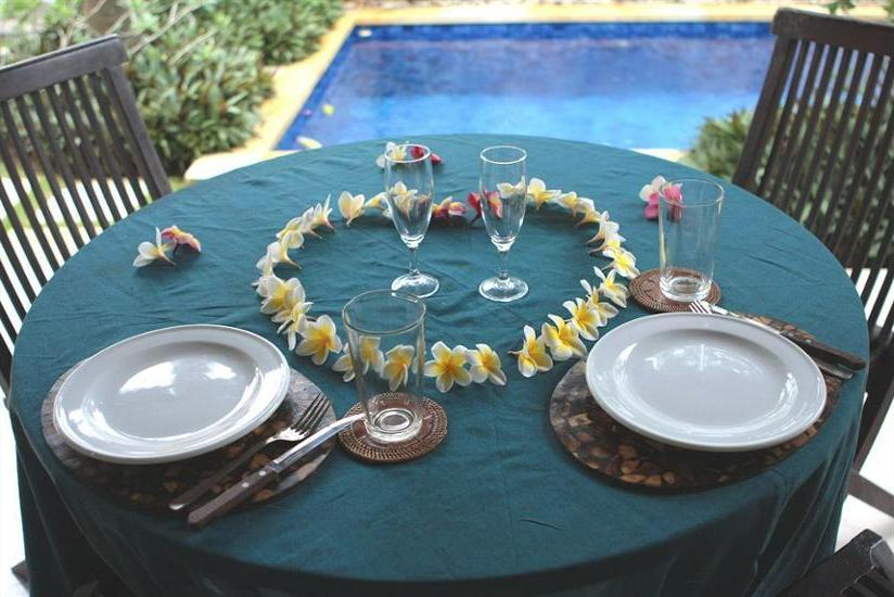 Heliconia Villa Seminyak - In-Room Dining