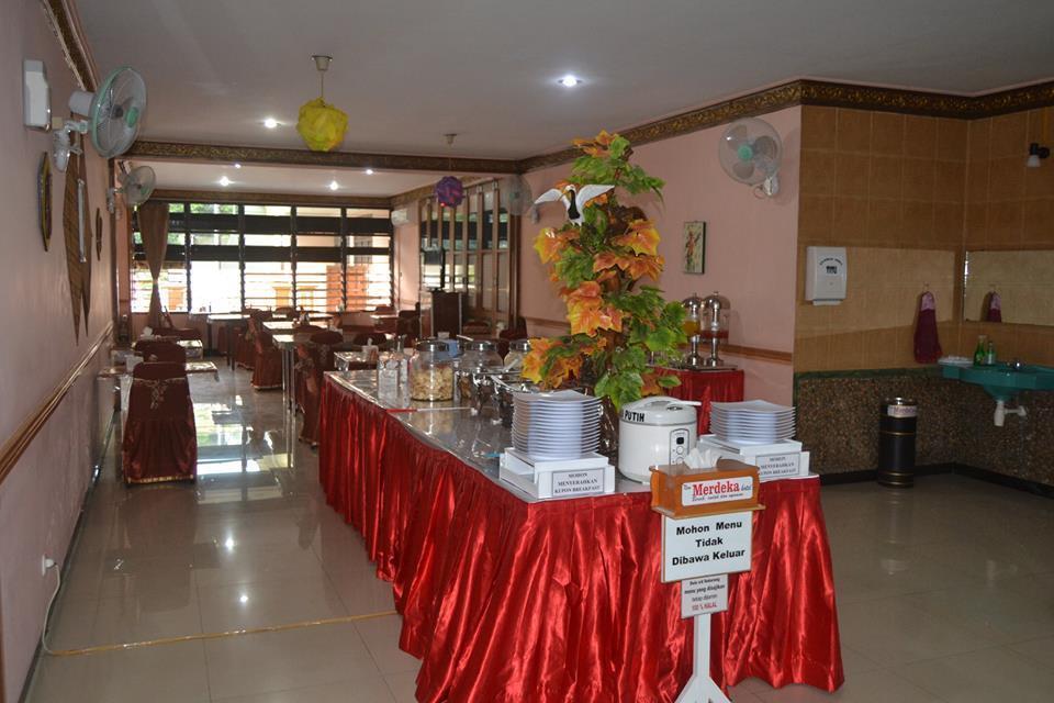 Hotel New Merdeka Jember - Resto