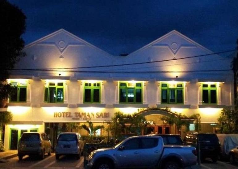 Hotel Taman Sari Serang - Eksterior
