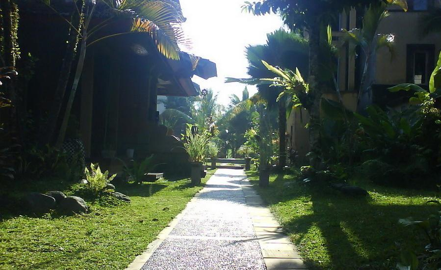 Puri Ulun Carik Bungalows Bali - Taman