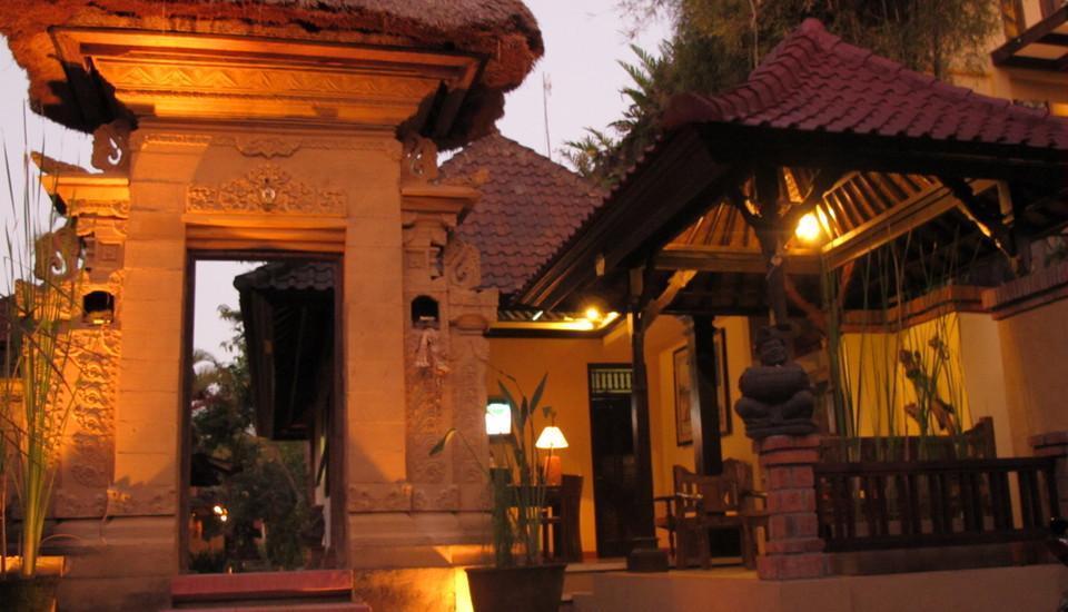 Puri Ulun Carik Bungalows Bali - Exterior