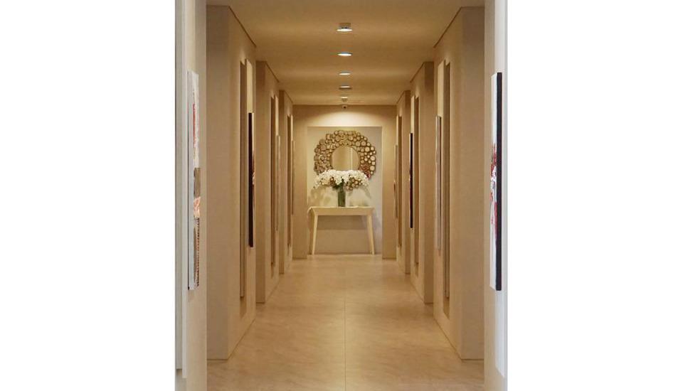 Double G Resort Anyer - Corridor