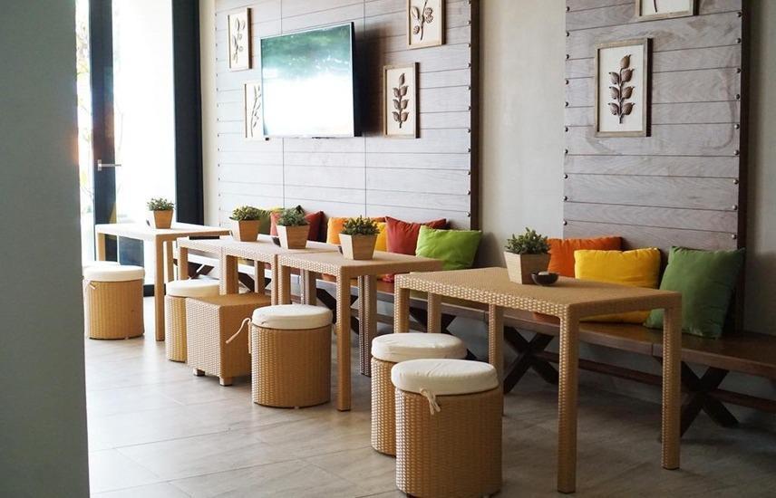 Double G Resort Anyer - Interior