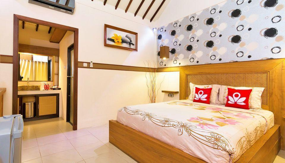 ZenRooms Lombok Raya Senggigi - Double Room Only Regular Plan