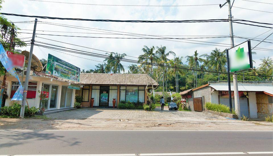 ZenRooms Lombok Raya Senggigi - Tampak luar