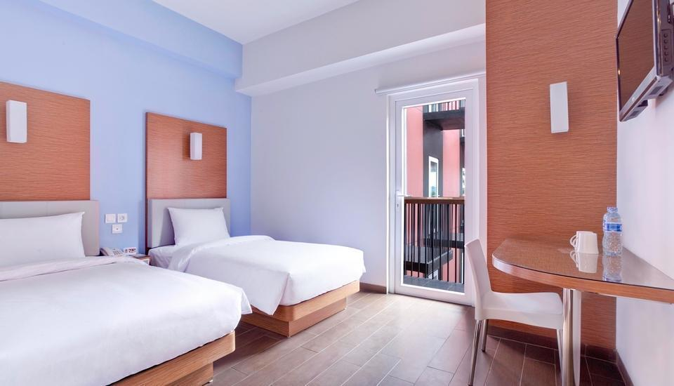 Amaris Pratama Bali - Smart Room Twin Regular Plan