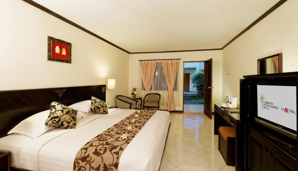 Legian Paradiso Hotel Bali - Super Deluxe Pool View Early Bird 60 Days