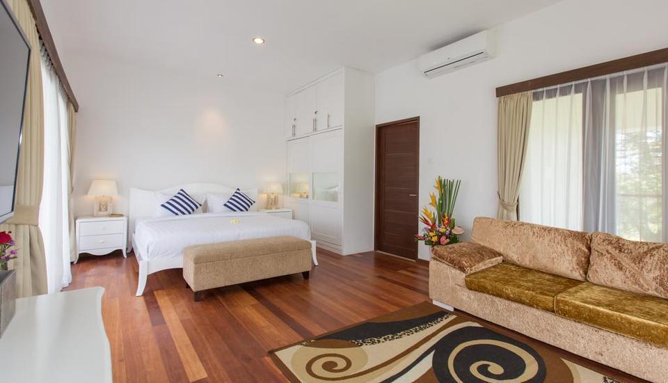 Club Corner Residence by Nagisa Bali Bali - Kamar