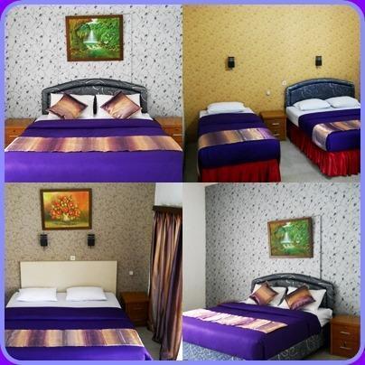Sapphire Hotel Puncak - Kamar Deluxe