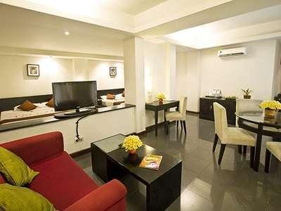 Casa Padma Hotel Bali - Deluxe Room Hot Deal Promo