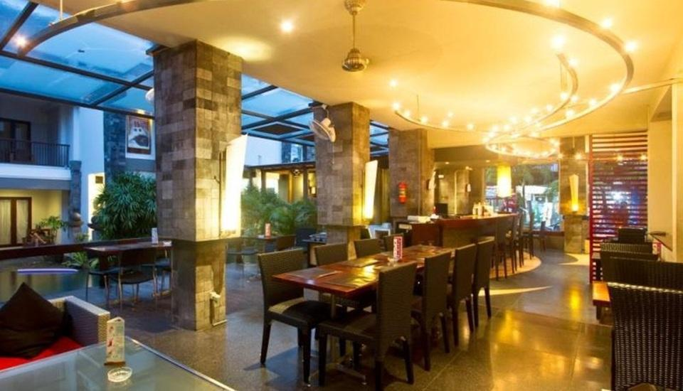 Casa Padma Suites Legian - Restoran