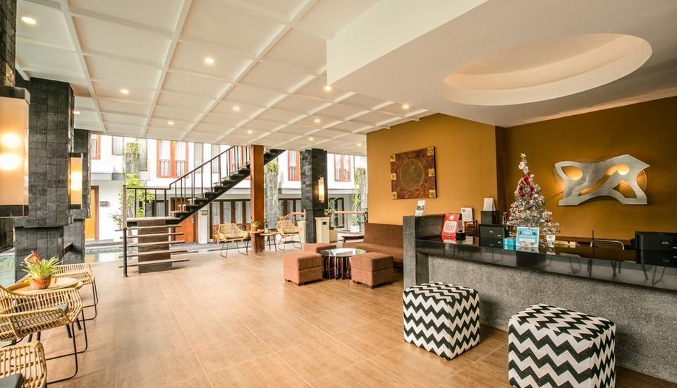 Casa Padma Suites Legian - Lobby