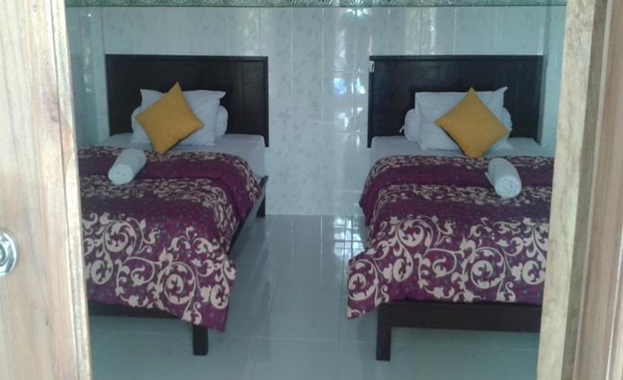 Wahyu Homestay 2 Bali - Kamar tamu