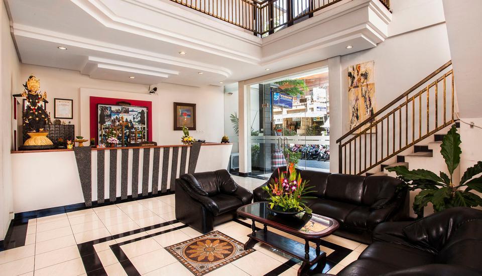 Legian Village Hotel Bali - LObby