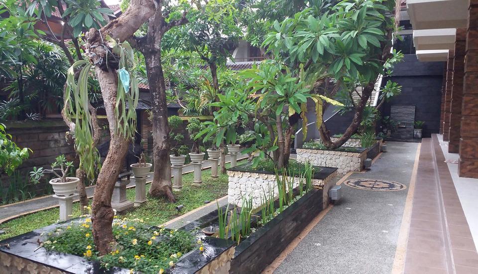 Legian Village Hotel Bali - Kebun