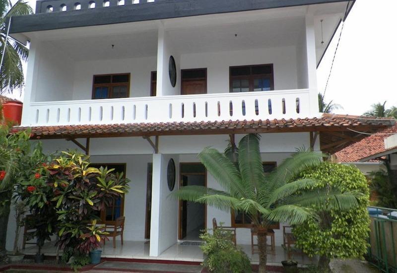 Bamboo House Pangandaran - Eksterior