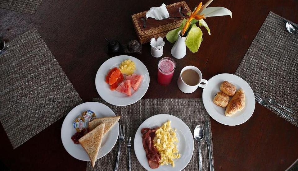 Murex Dive Resorts Manado Manado - Food and Beverage