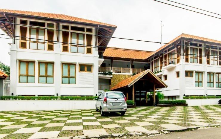 Villa Damar Bandung - Villa Building