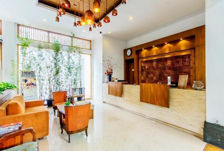 Villa Damar Bandung - Lobby